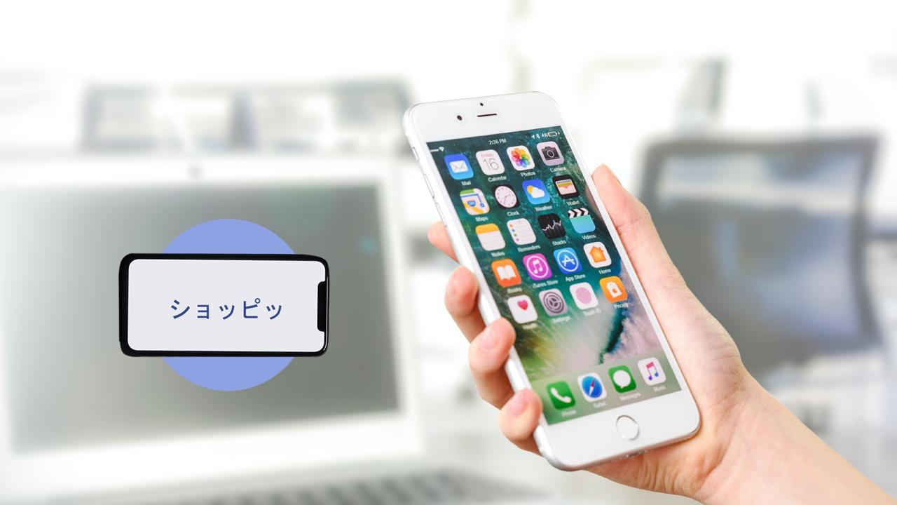 ショッピッ | バーコードによる価格比較 無料iPhoneアプリ